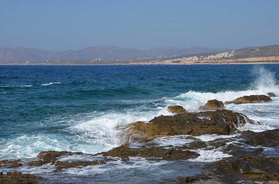 Береговая линия Крита
