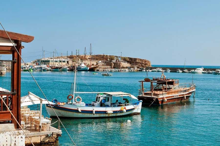 Море на Крите