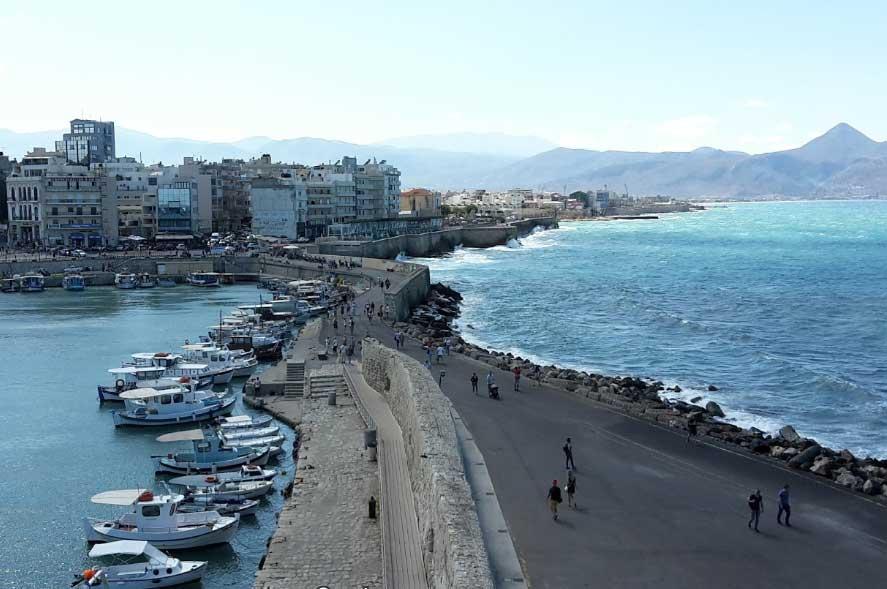 Города на Крите