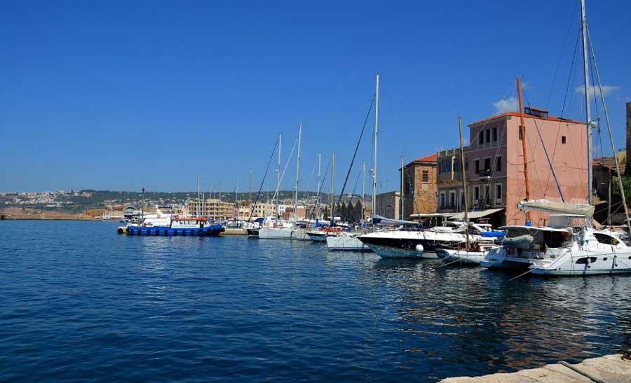 Порты Крита