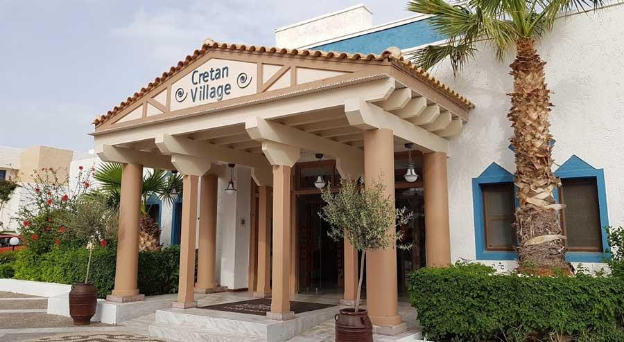 Отель Альдемар Крит