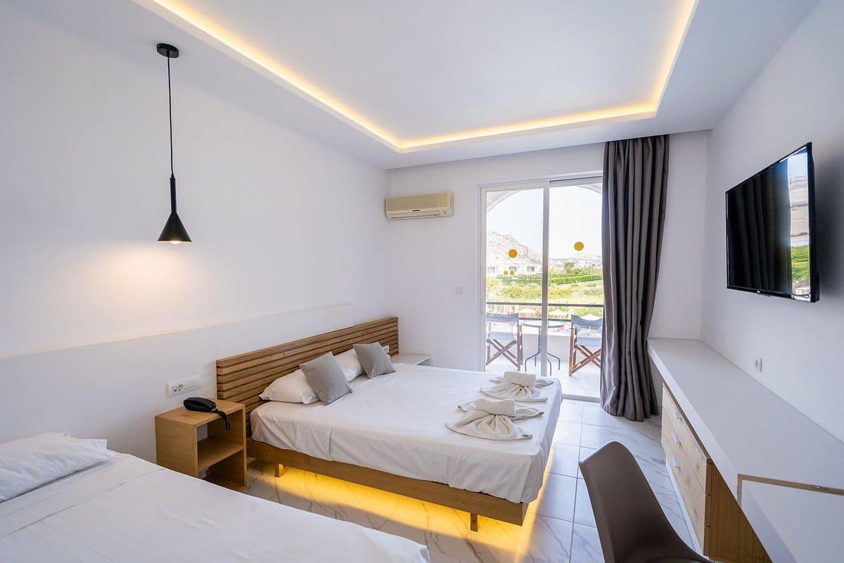 Замечательный отдых в Греции в отеле Lardos bay 3