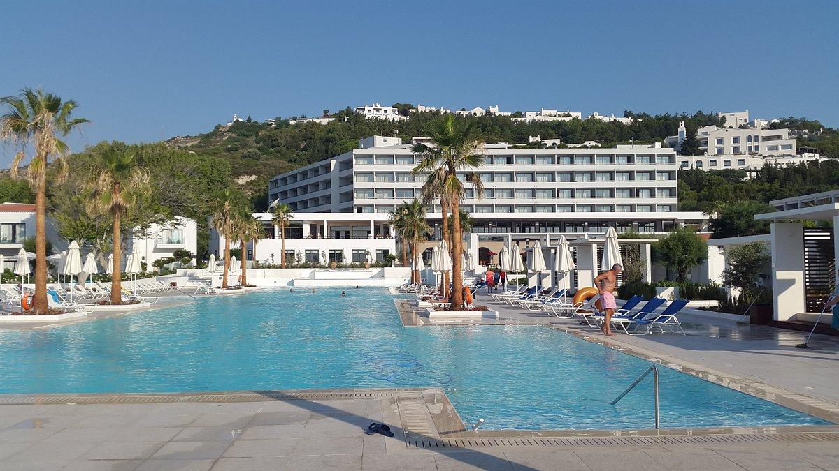 Отель Grecotel Rhodos Royal