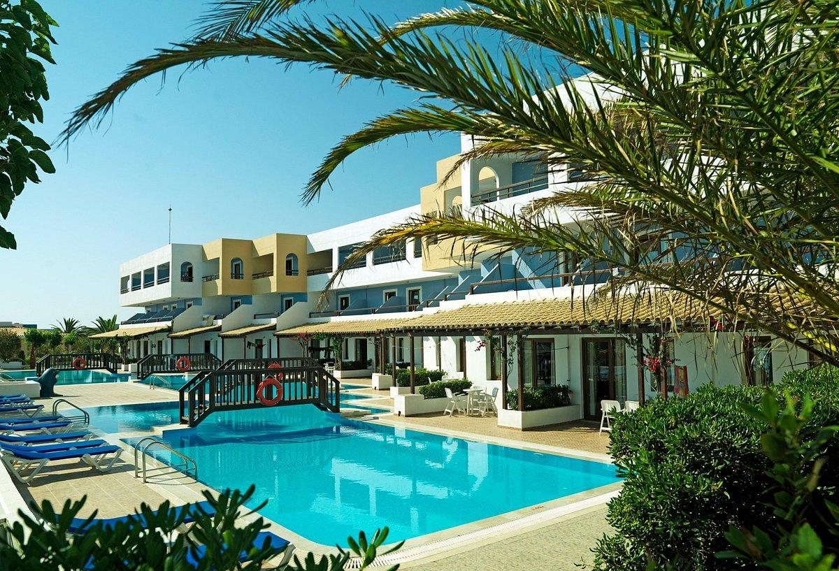 Отель aldemar paradise village 5 звезд