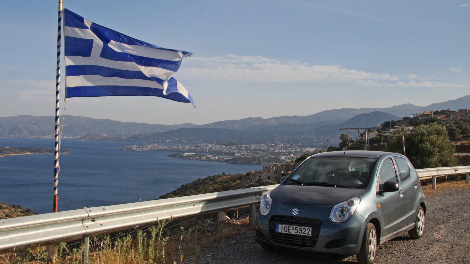 Общие условия на автопрокат в Греции