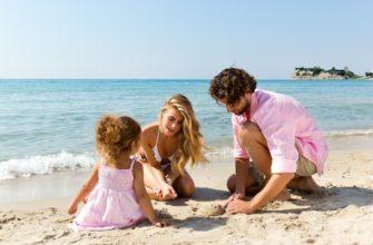 Отдых с детьми в Греции: куда поехать на курорт всей семьей