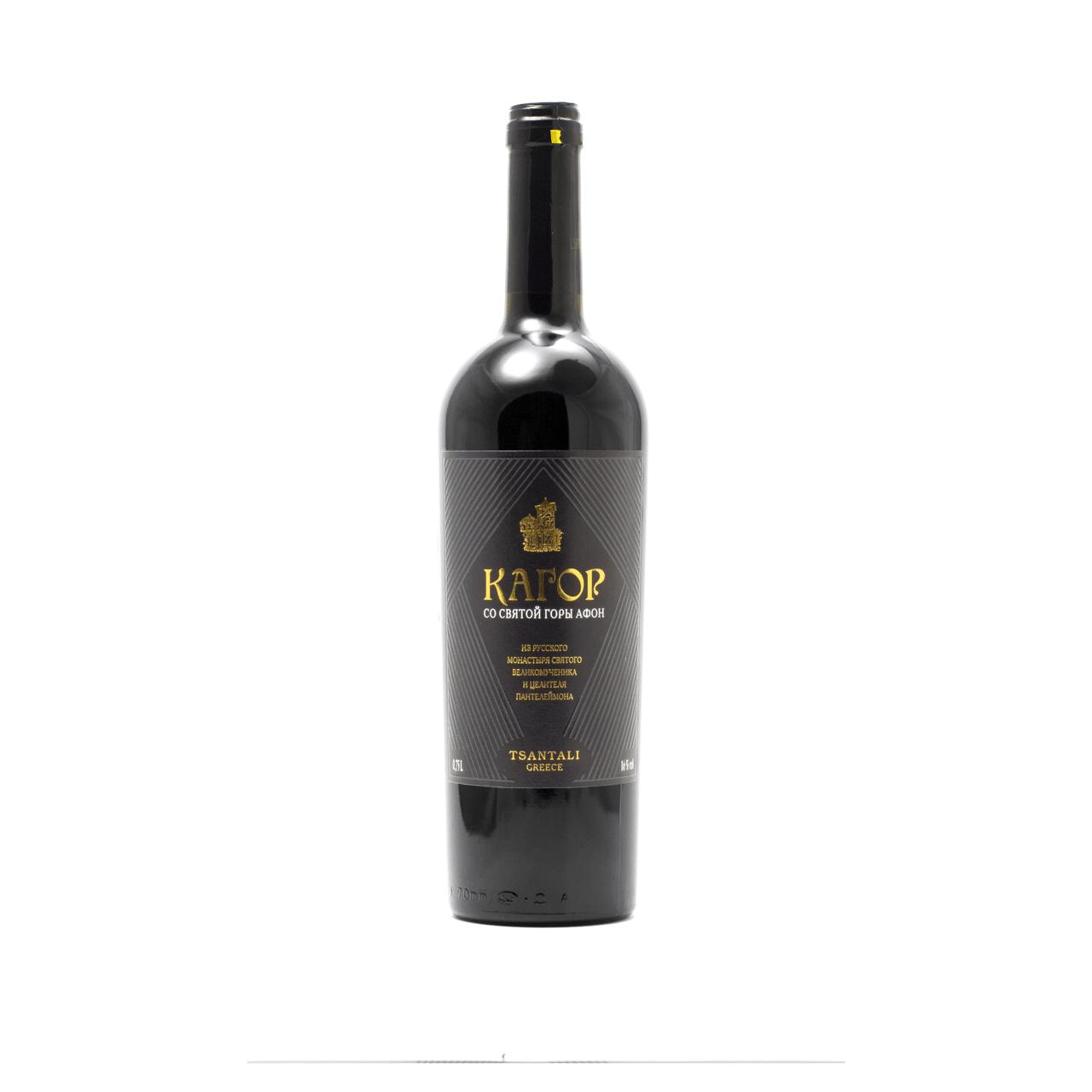 Что представляет собой вино святой горы Афон