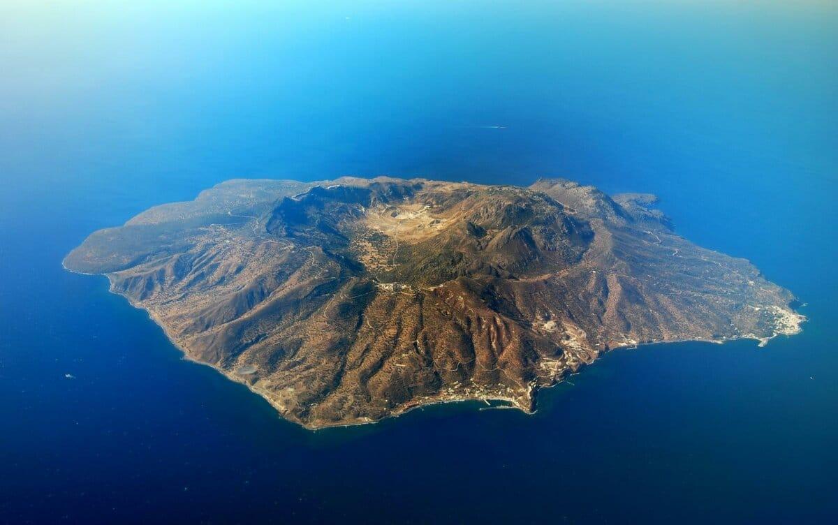 Из истории острова Нисирос